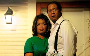 'Doah photo courtesy of Weinstein Company.  Forest Whitaker and Oprah Winfrey star in the acclaimed film, 'Lee Daniels' The Butler.' In its first weekend 'The Butler' came in No. 1 at the box office and made more than $24 million.
