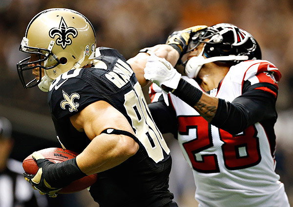 NFC South teams underperform this season