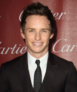 Best Actor in Drama Eddie Redmayne  in Theory of Everything
